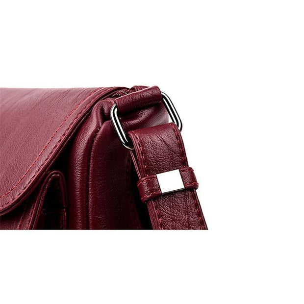 Sturdy Leather Handbag For Women-Sevenedge Perfect Gifts