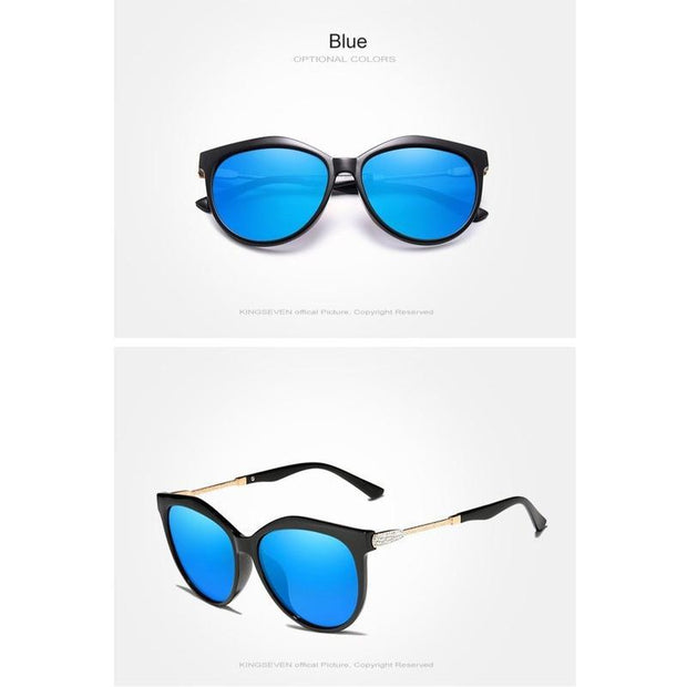 Tinted Funky Sunglasses For Women-Sevenedge Perfect Gifts
