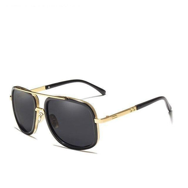 Unisex Sleek Retro Sunglasses-Sevenedge Perfect Gifts