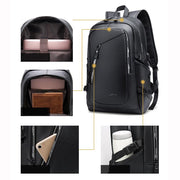 Vegan Leather Backpack-Sevenedge Perfect Gifts