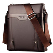 Vegan Leather Crossbody Messenger Bags For Men-Sevenedge Perfect Gifts