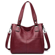 Women's Genuine Leather Shoulder Bags-Sevenedge Perfect Gifts