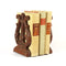 Vintage Syroco Wood Bookends