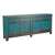 Turquoise 4-Drawer / 4-Door Sideboard