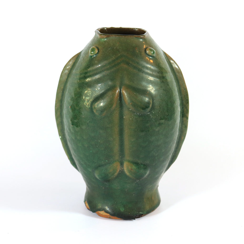 Antique Fish Vase, China