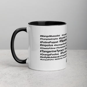 The BDD Hashtag Mug