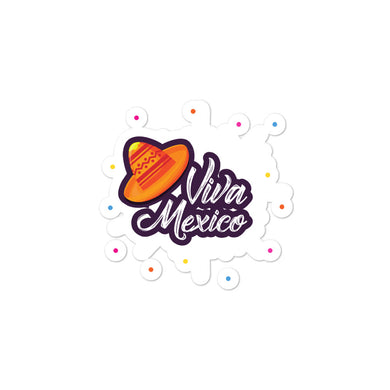 Fiesta Viva Mexico stickers - THE PLUG