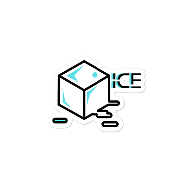 Ice Brand, Sticker - THE PLUG