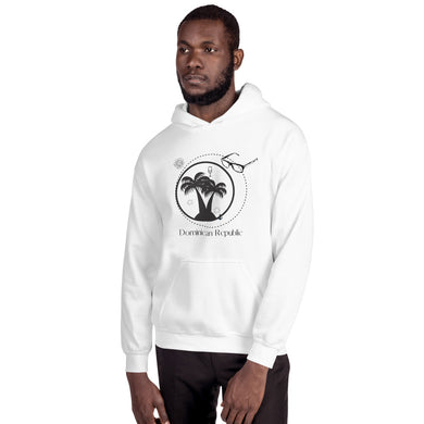 Unisex Dominican Republic Hoodie - THE PLUG