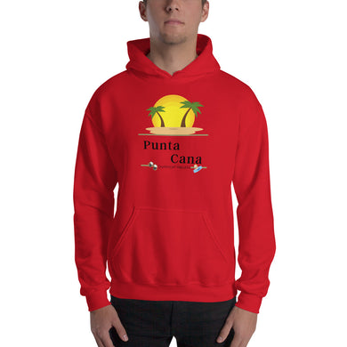 Unisex Punta Cana Sunset Hoodie - THE PLUG