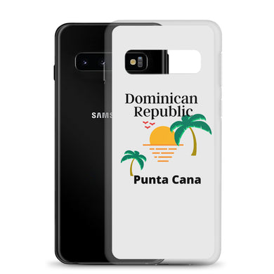 Samsung Punta Cana Sunset Case - THE PLUG