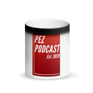 Pez Podcast Mug - THE PLUG