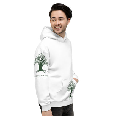 Unisex Earth Gang Tree Hoodie - THE PLUG