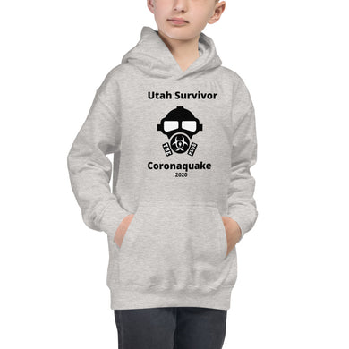 Kids - Utah Coronaquake Survivor 2020 - THE PLUG