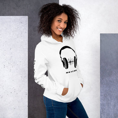Music is Life Hoodie - THE PLUG