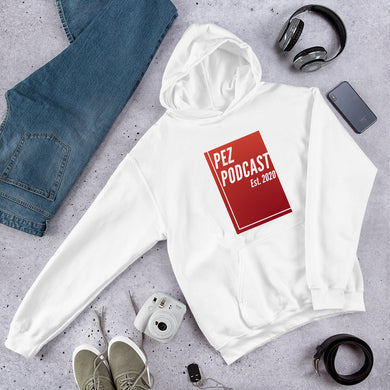 Pez Podcast Hoodie - THE PLUG