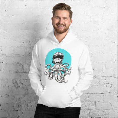 Octo Space Hoodie - THE PLUG