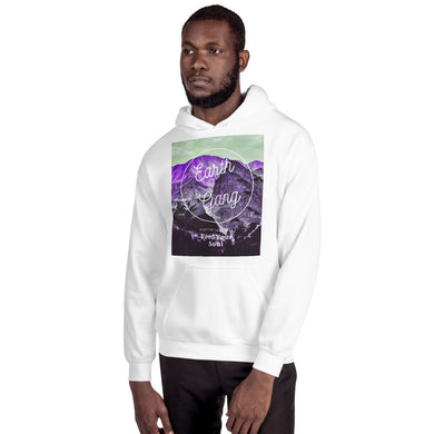 Earth Gang Purple Mountains Hoodie - THE PLUG