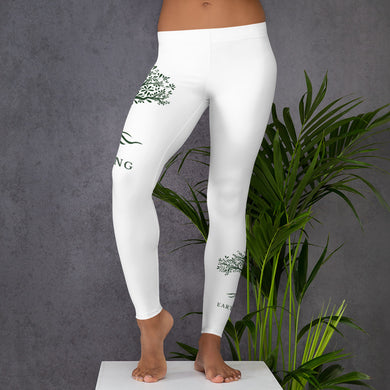 Earth Gang Tree Leggings - THE PLUG