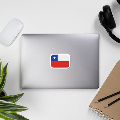 Chile stickers - THE PLUG