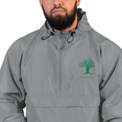 Packable Earth Gang Tree Jacket - THE PLUG