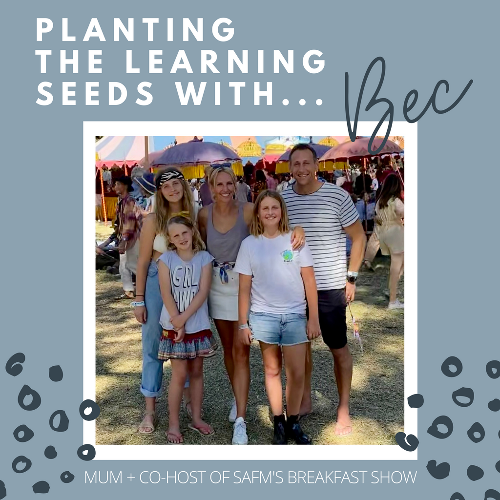 Planting The Learning Seeds With Bec Morse