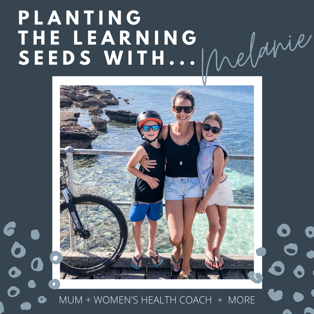 Planting The Learning Seeds With Melanie Hansen