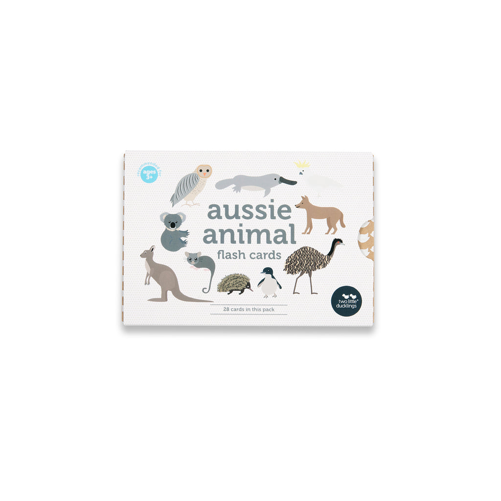 Australian Animal Flash Cards