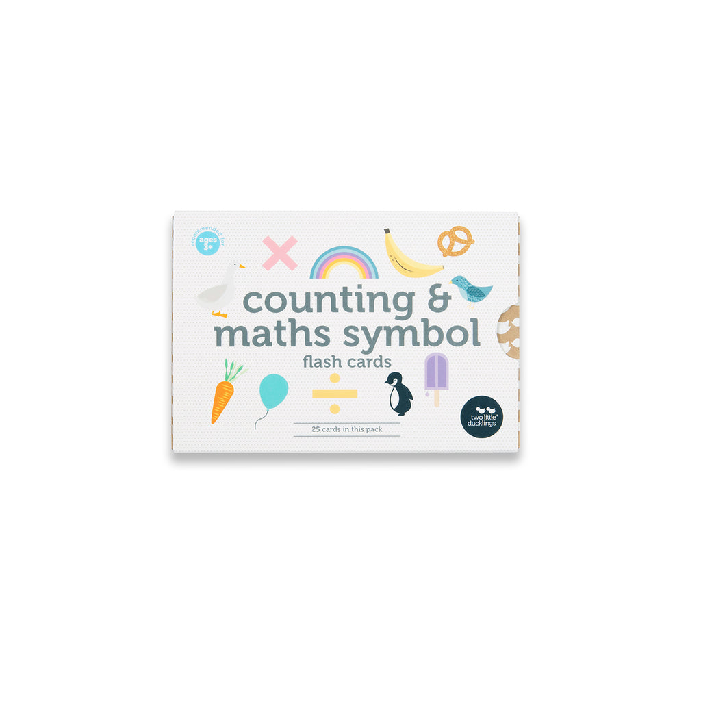 Counting and Maths Symbols