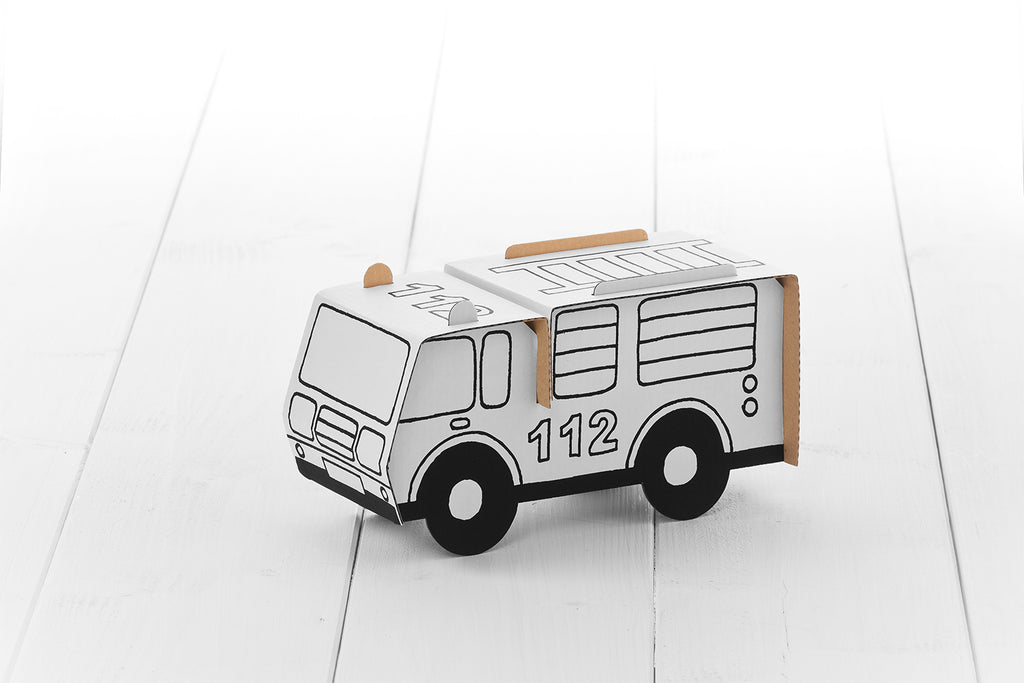 Calafant Level 1 Fire Engine