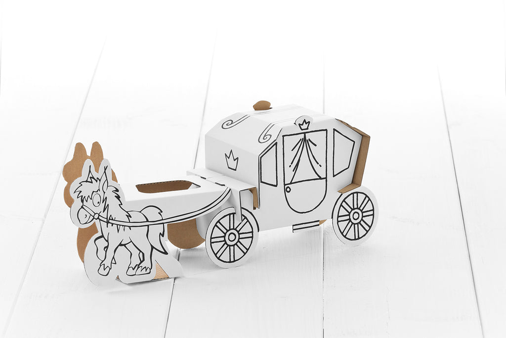 Calafant Level 1 Horse and Carriage