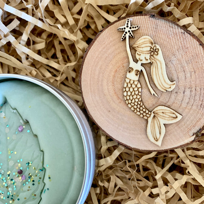 Large Mermaid Stamper