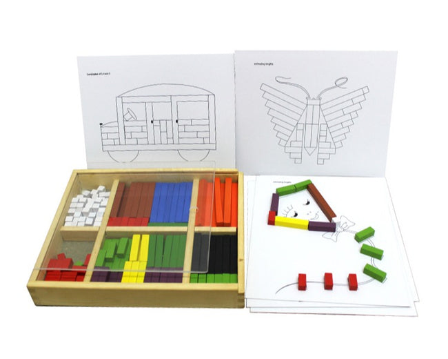 Cuisenair Learning Rods