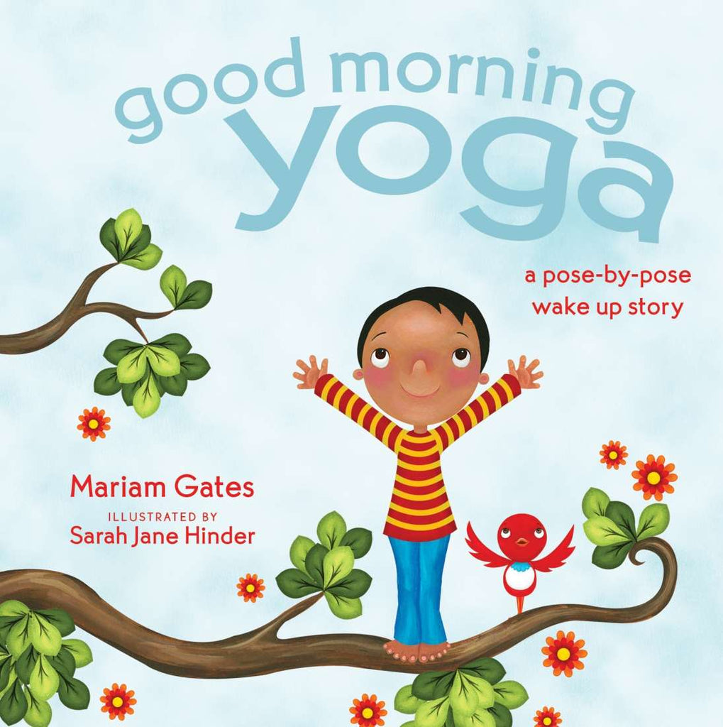 Good Morning Yoga (Board Book)