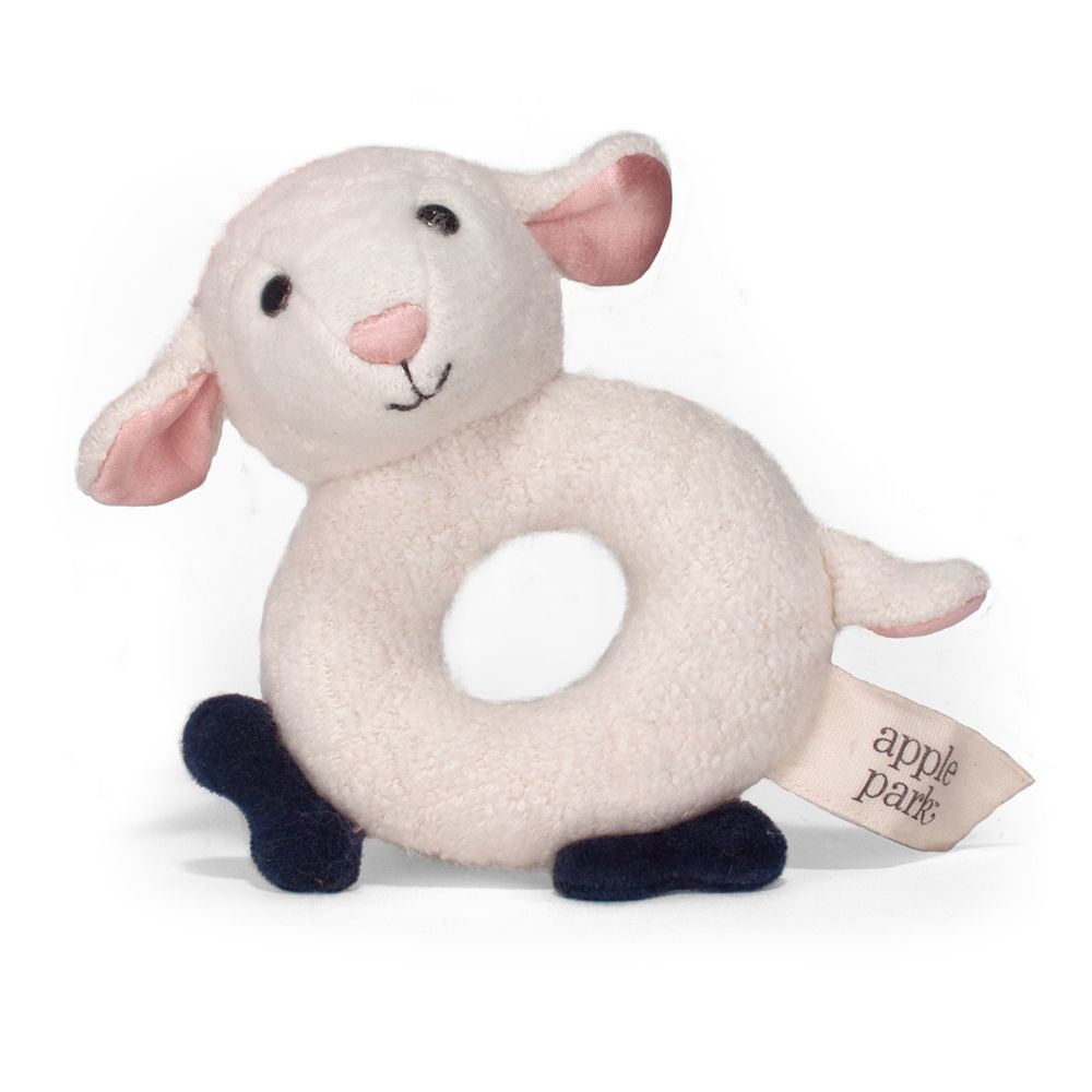 Lamby Soft Rattle