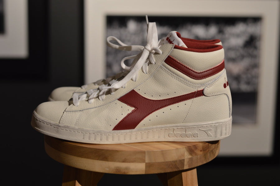 Diadora Sportswear Game L High Red