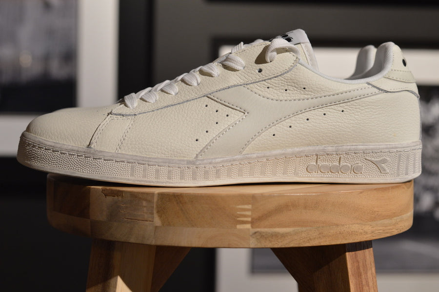 Diadora Sportswear Game L Low White