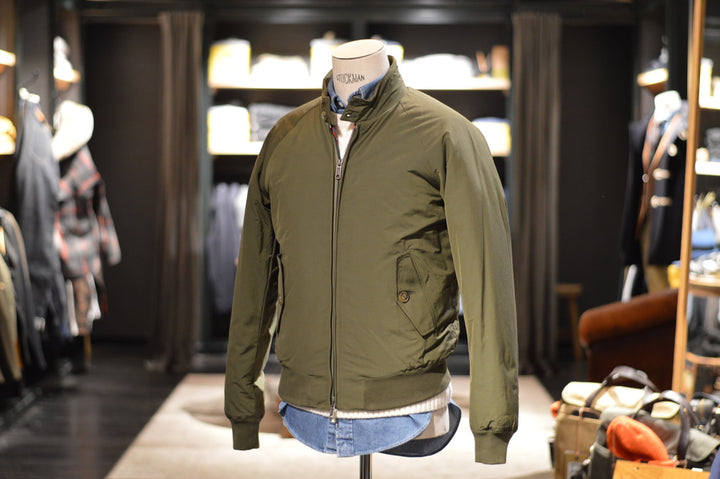Baracuta G9 Thermal 8185 Beech
