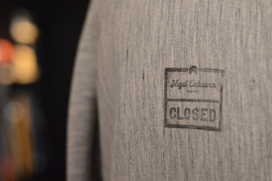 CLOSED X NIGEL CABOURN Top 127 Light Grey