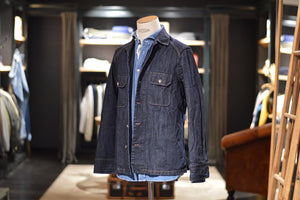 Gherardi Jacket 620 Rinsed