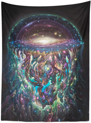 Galactic Jelly Tapestry