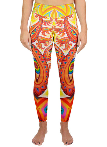 PSYCHOMICROGRAPH ACTIVE LEGGINGS