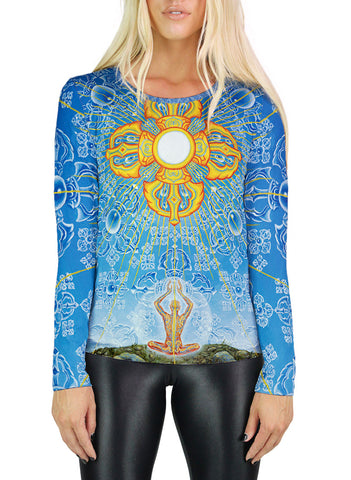 Nature of Mind Womens Long Sleeve