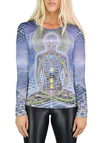 Theologue Womens Long Sleeve