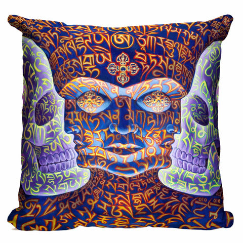 Song Of Vajra Being Pillow
