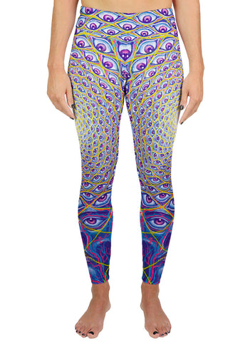 COLLECTIVE VISION ACTIVE LEGGINGS