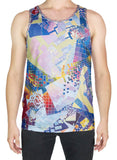 Blue Chaos Swatch Tank
