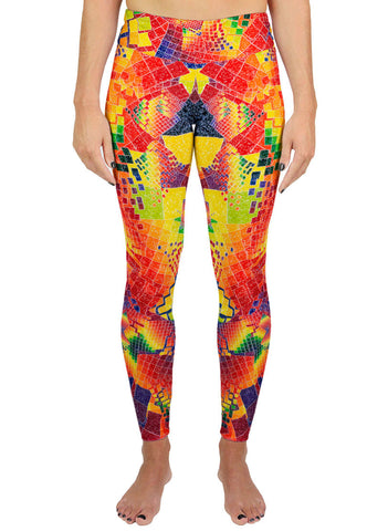 Chaos Active Leggings