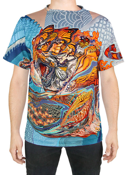 Tiger Swallows Tail T-Shirt