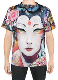 Rainbow Geisha T-Shirt
